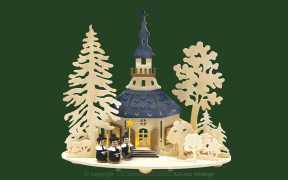 Kirche zu Seiffen